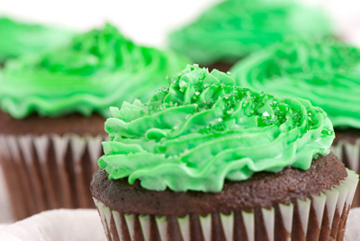 http://www.cremedelacakes.ca - Chocolate Mint