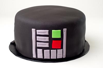 http://www.cremedelacakes.ca - Star Wars