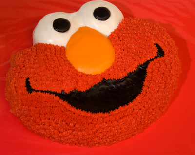 http://www.cremedelacakes.ca - Elmo