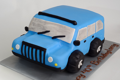 http://www.cremedelacakes.ca - Off-Road Vehicle