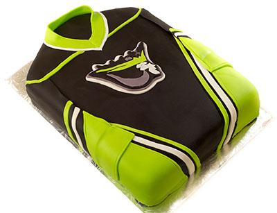 http://www.cremedelacakes.ca - Hockey Jersey