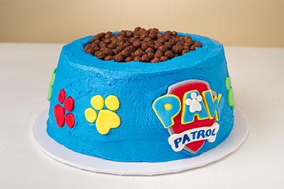 http://www.cremedelacakes.ca - Paw Patrol