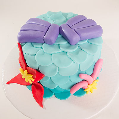 https://www.cremedelacakes.ca - Under the Sea